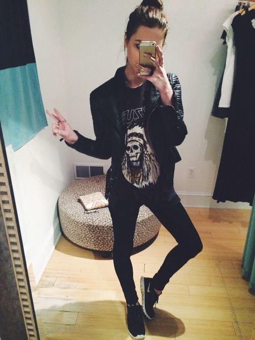 Teen girls hipster outfits (17)