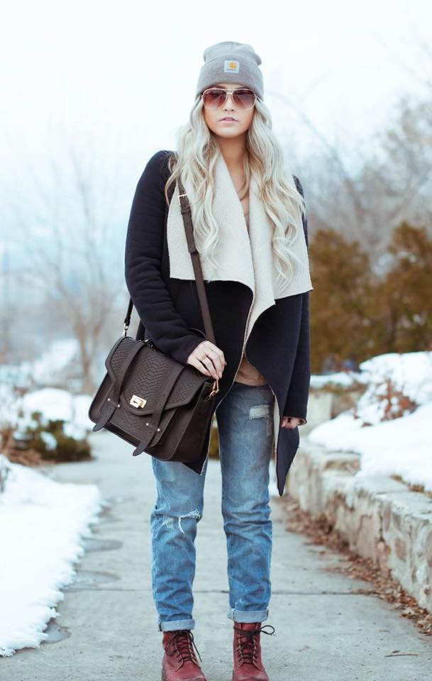 Teen Girls Street Style outfit ideas (10)