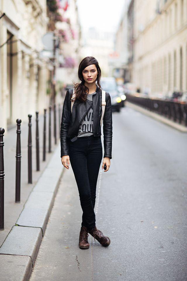 Teen Girls Street Style outfit ideas (6)