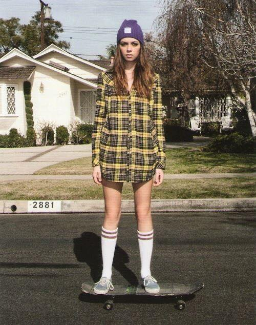 Teen Girls Street Style outfit ideas (5)