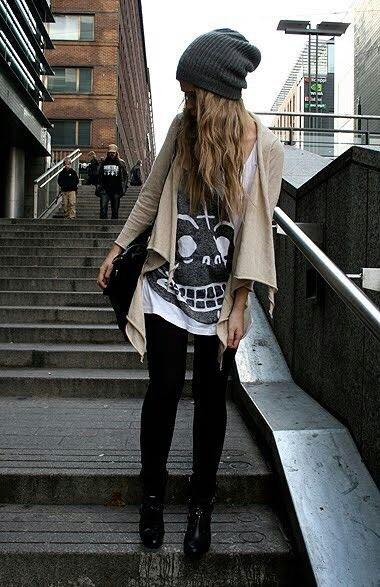 Teen Girls Street Style outfit ideas (4)