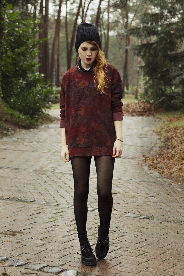 Teen Girls Street Style outfit ideas (3)