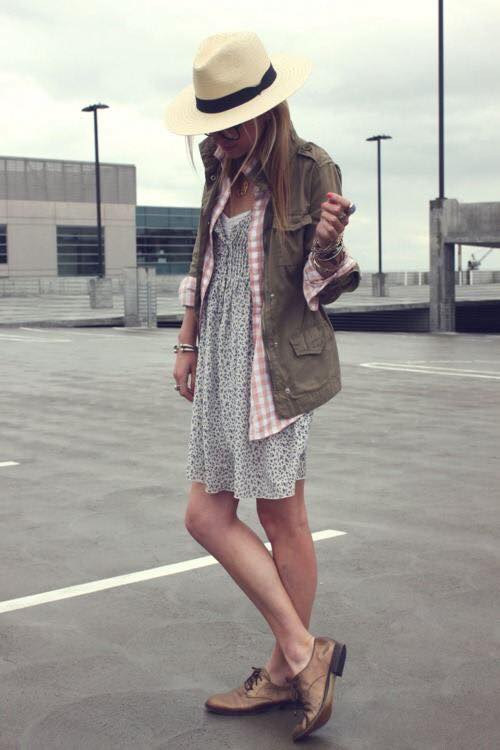 Teen Girls Street Style outfit ideas (2)