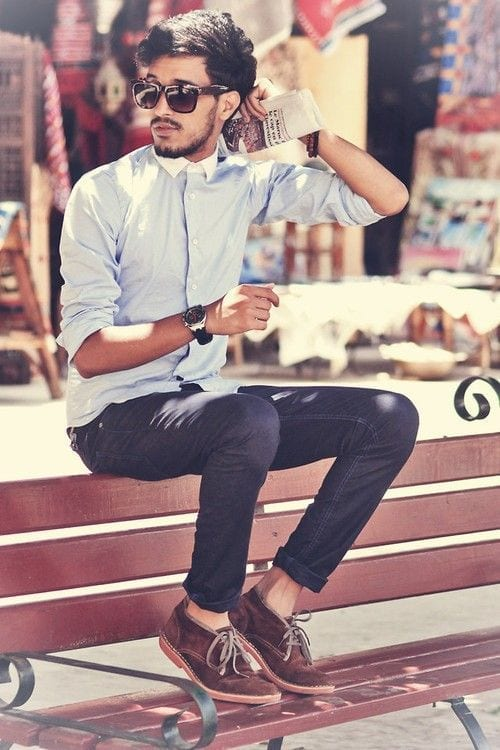 spring casual outfit combinations men (11)