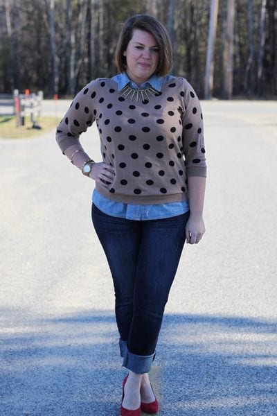 Plus Size Business Professional Clothing
