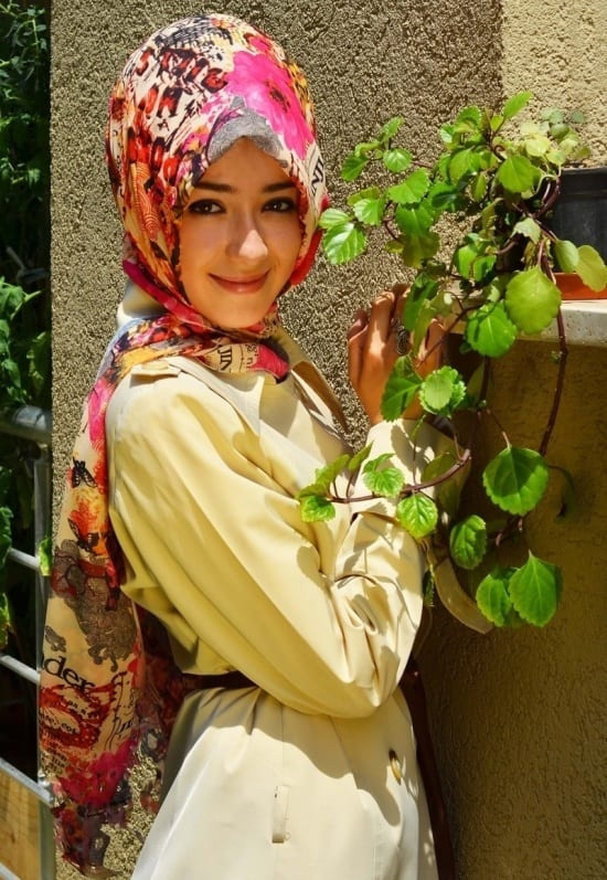 spring hijab fashion style Ideas (6)