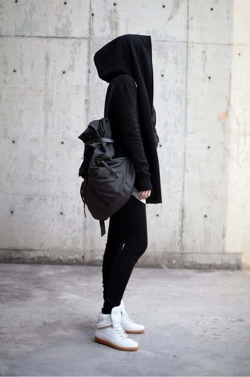 Hijab swag style 20 ways to dress for a swag look with hijab Fashion style girl hiver 2015