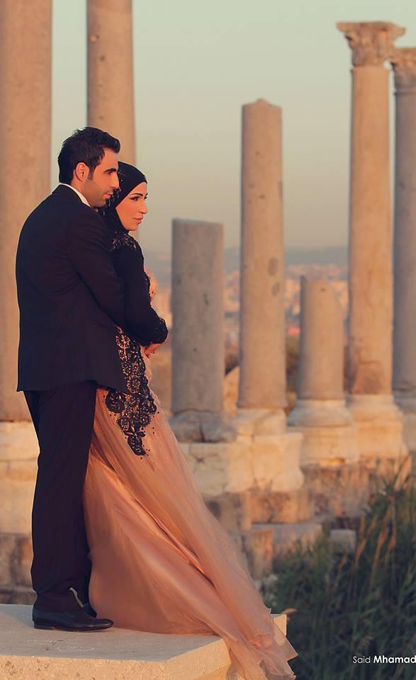 150 Romantic Muslim Couples Islamic Wedding Pictures