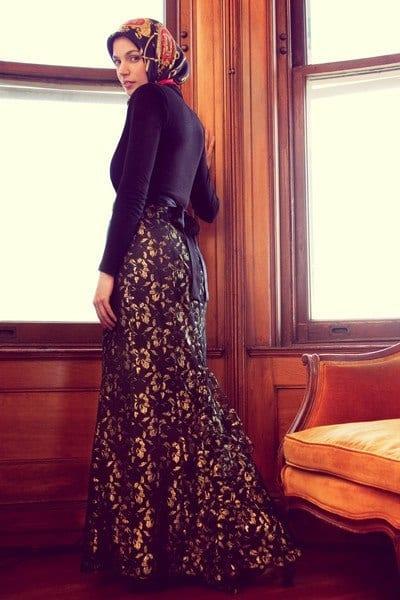 spring hijab fashion style Ideas (2)