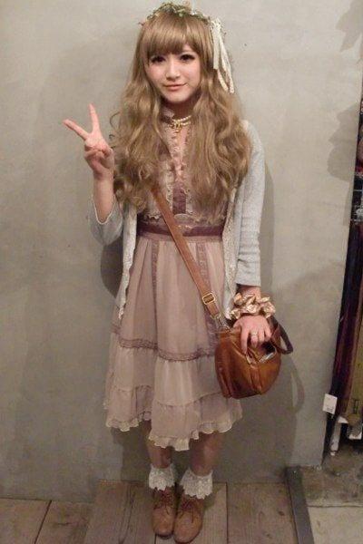 Mori girl life style