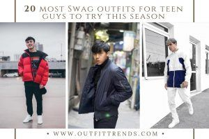 How To Get a Swag Look For Teen Boys (1)