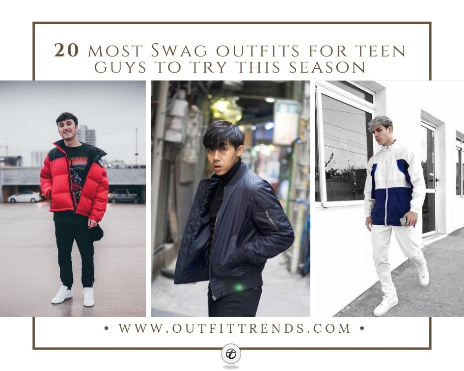 4c07c7d1ce7 20 Most Swag Outfits for Teen Guys to Try This Season