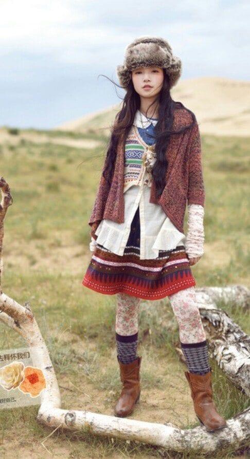 Yama style outfits