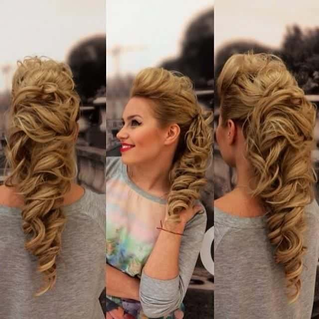 15 Quick and Cute Hairstyles for University Girls 2019