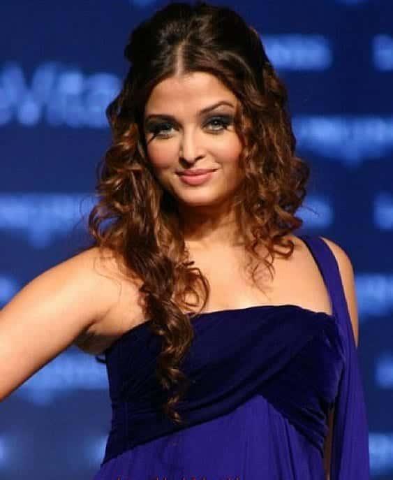 ashwayria saree style