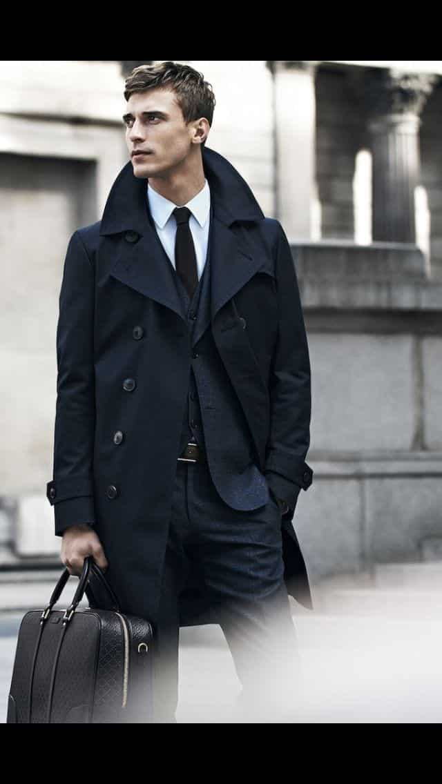 Layering: The Key to Looking Sharp While Staying Warm