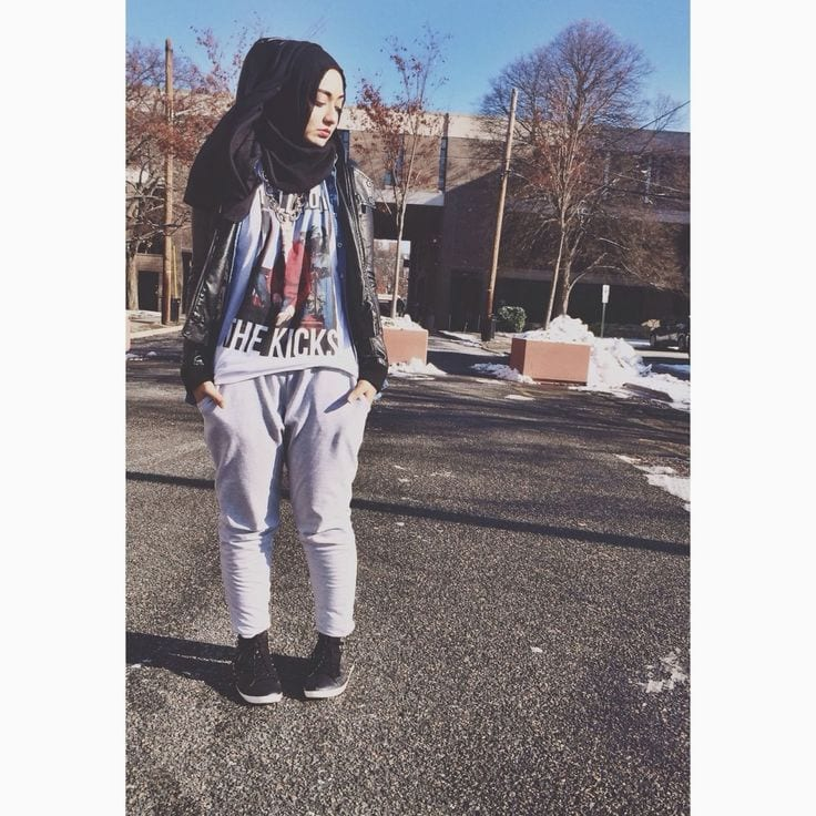 hijab swag style outfits (8)