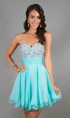 Prom Dressing ideas for teen girls (3)