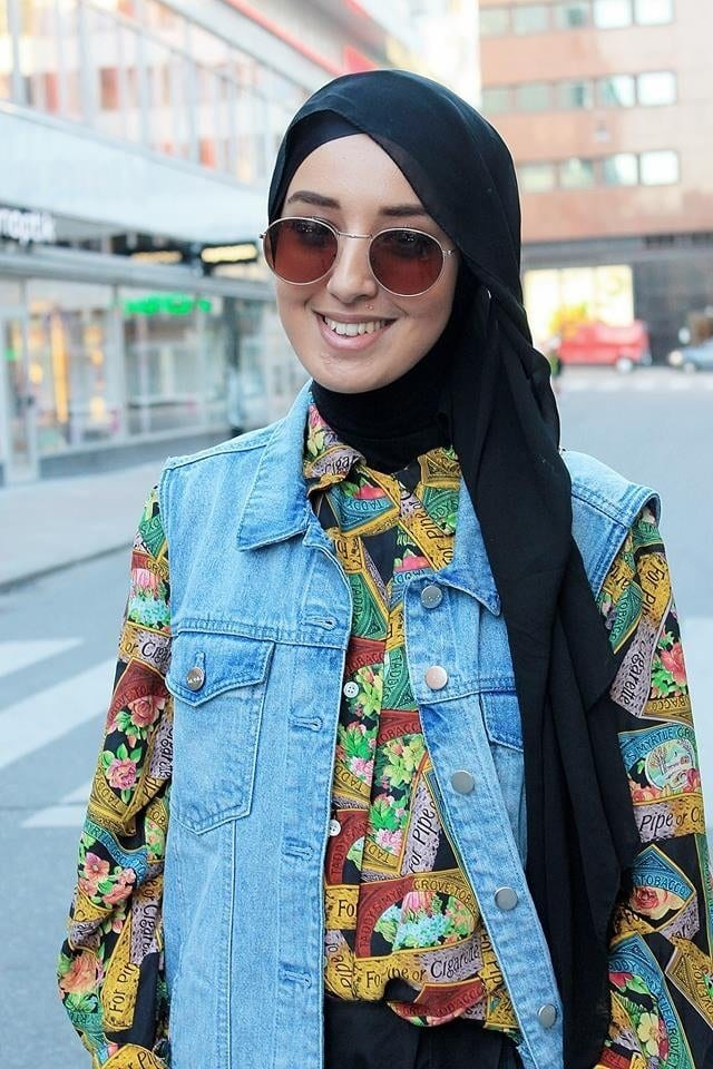 hijab swag style outfits (3)