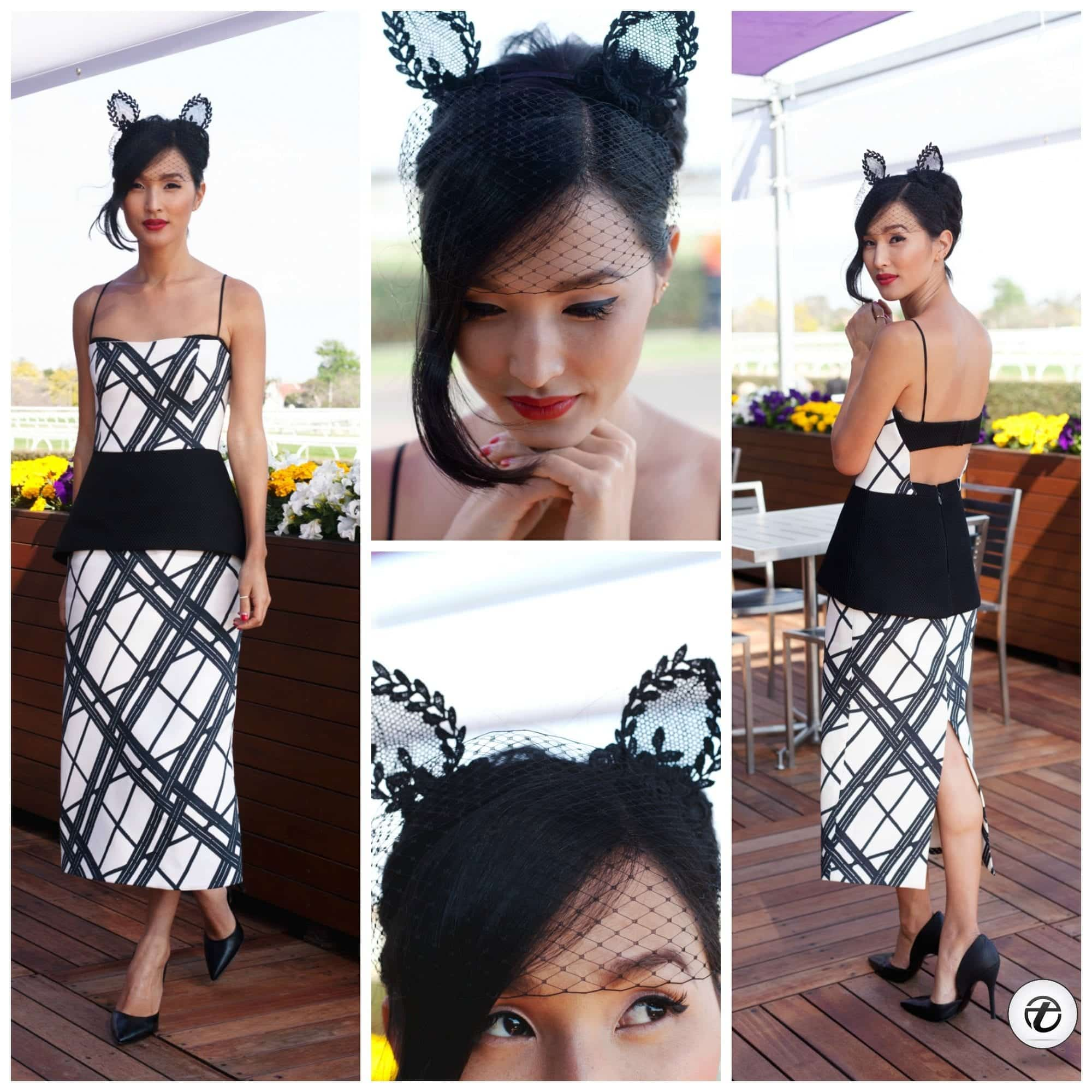 horse racing carnival outfit