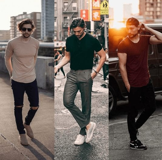 how to dress casual guys