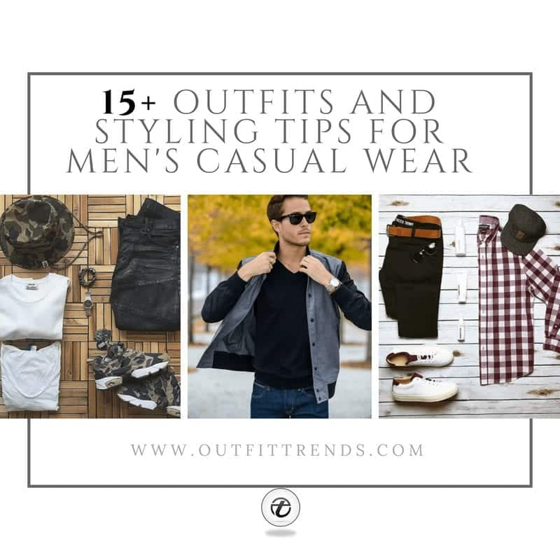how to dress casual for guys