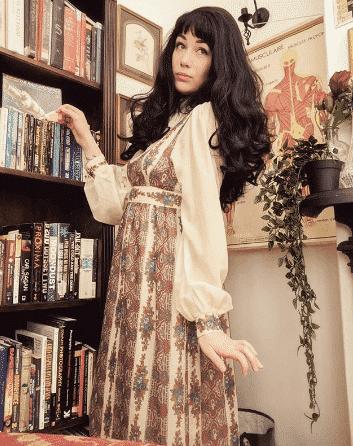 mori girl outfit ideas