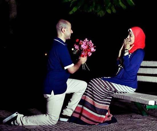 muslim marriage proposal ideas