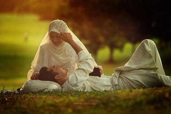 muslim wedding photo poses