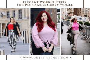 plus size work outfits