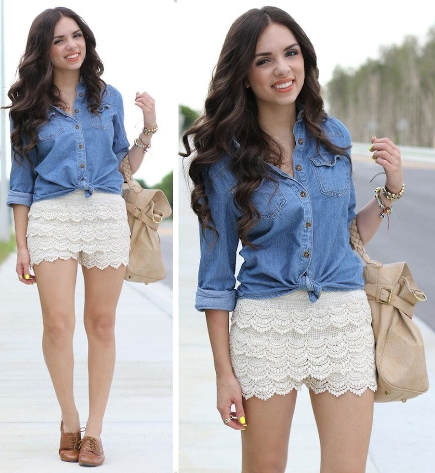 30 Cute Summer Outfits For Teen Girls