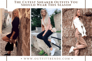 how to wear sneakers women