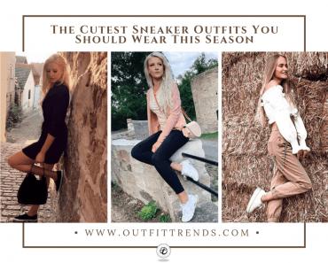 how to wear sneakers women