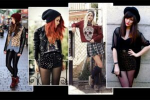 cute grunge outfits teen girls (24)