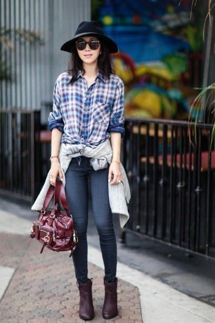 best shoes to wear with skinny jeans (19)