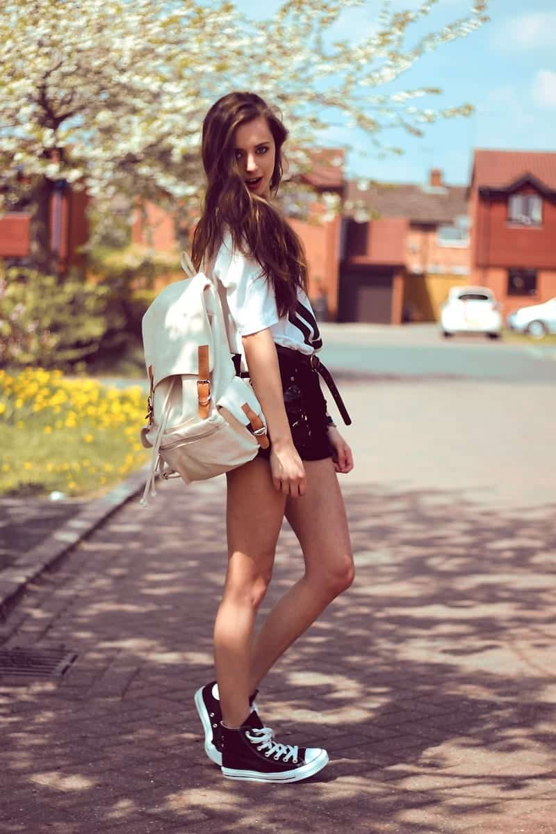 9e1c02c9560 30 Cute Summer Outfits For Teen Girls - Summer Fashion Tips