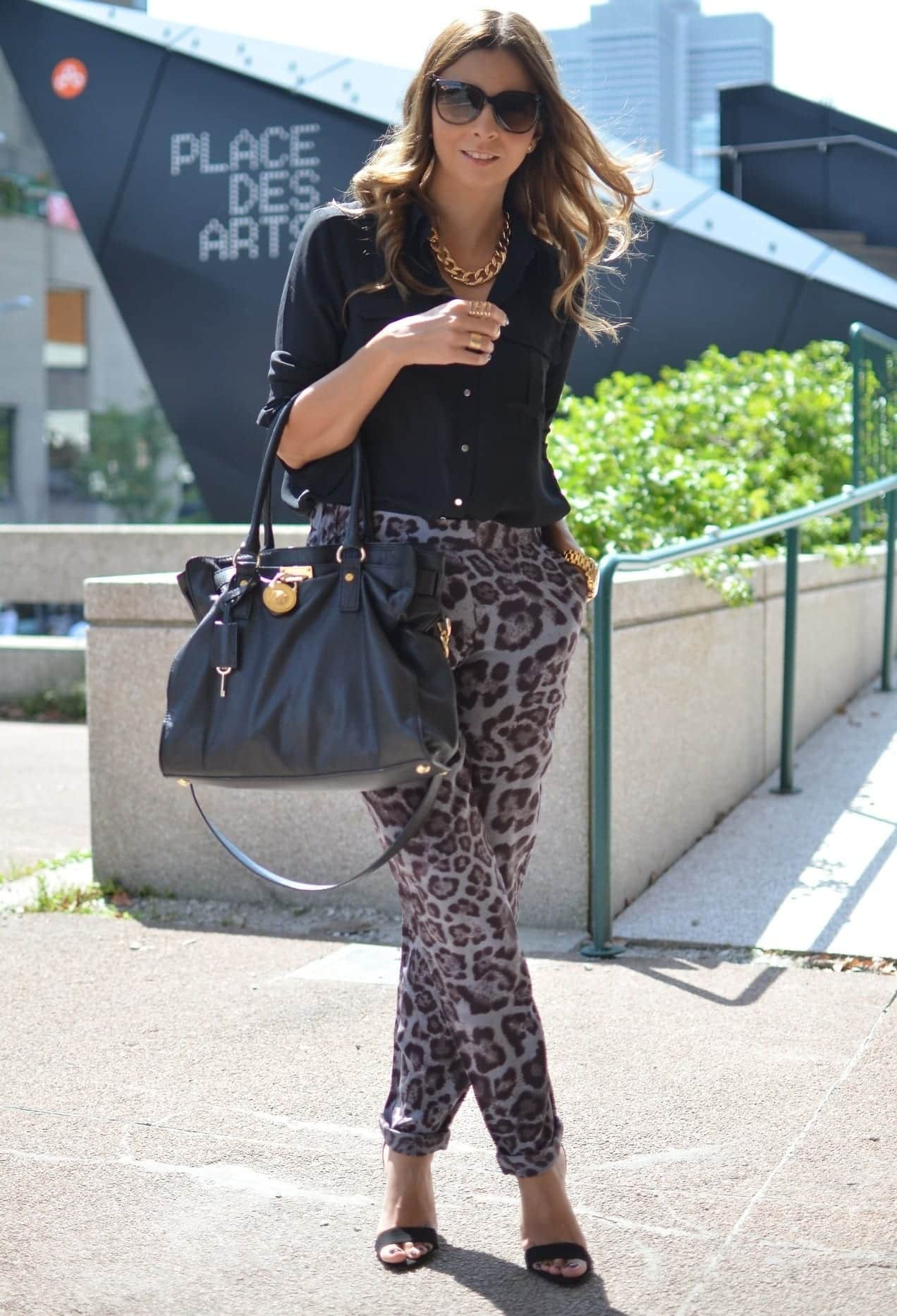 spring outfits for working women (8)