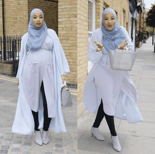 makeup with hijab
