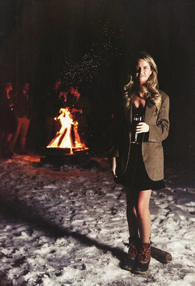 What To Wear For Bonfire Party 18 Cute Bonfire Night Outfits