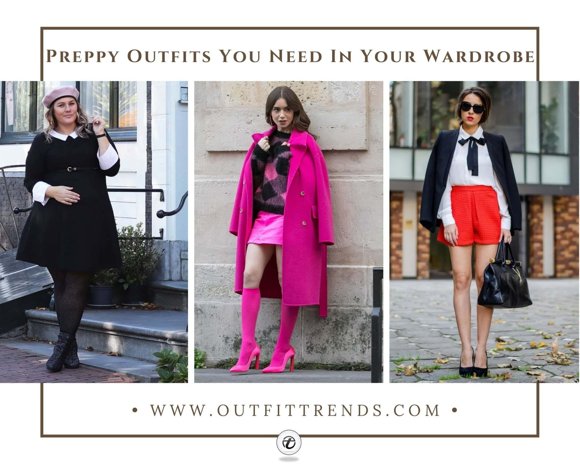 How to Dress as Preppy Girl? 20 Best Preppy Outfits Ever