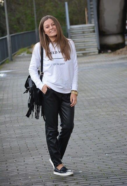 What teens wear in paris