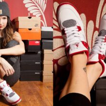 88ec13440a4d 30 Cute Outfits Ideas to Wear with Jordans for Girls Swag