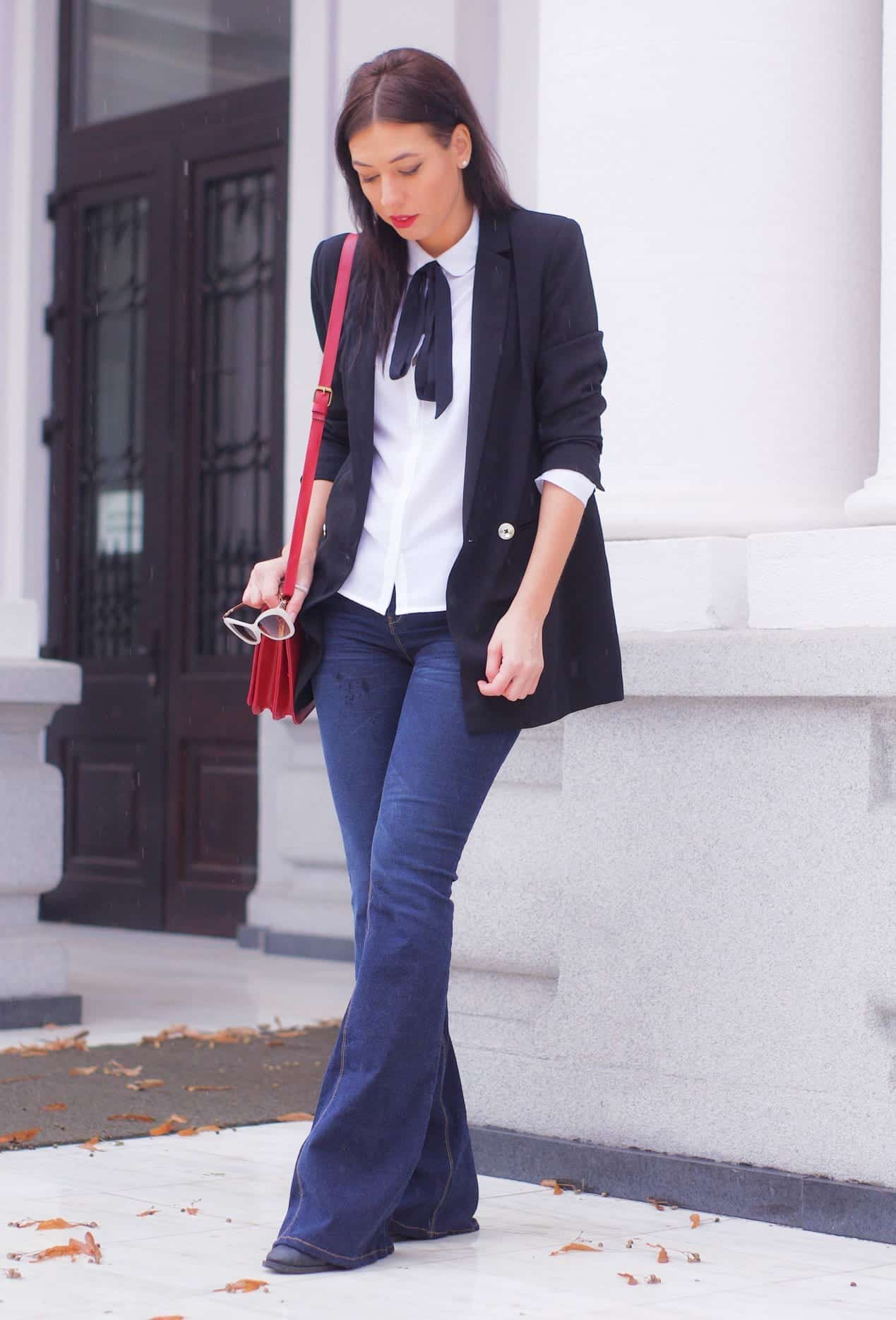 9f278e08b8b Simple outfits to wear at work. spring outfits for working women ...