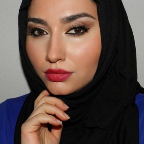 make with hijab tutorial (2)