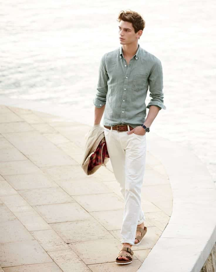 Cute Preppy outfits for men (1)