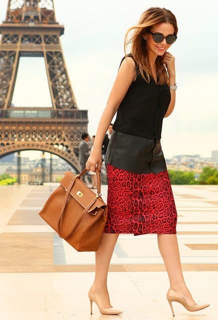 16 Cute outfits to wear in Paris - Chic Ideas What To Wear
