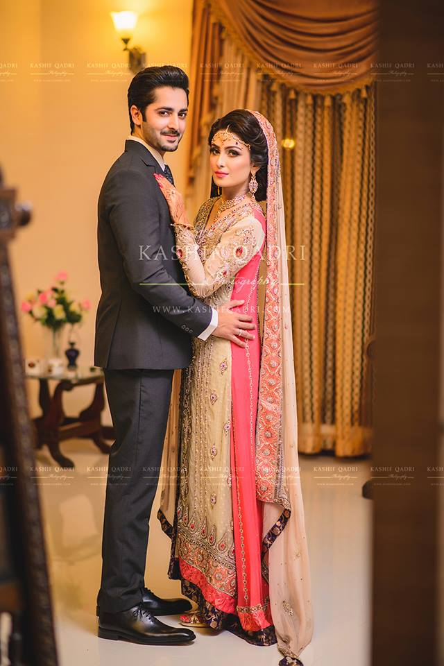 35 Latest Style Pakistani Bridal Outfits Combinations