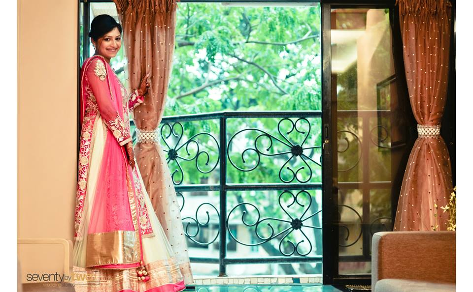 Stylish looks for Indian brides