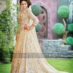 832114b3d7 15 Latest Style Walima Bridal Dresses To Look Gorgeous Bride