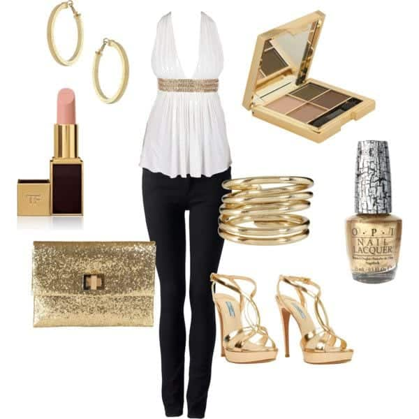 57bd90bf57 How to Dress up for Night Party-25 Cute Night Party Outfits